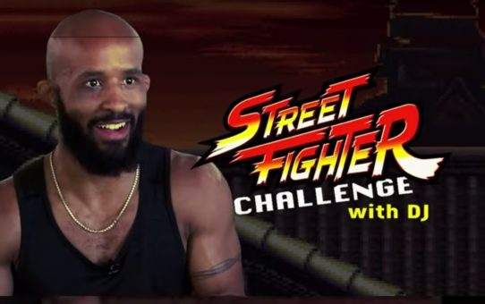 Demetrious Johnson's Street Fighter Challenge | ONE Feature