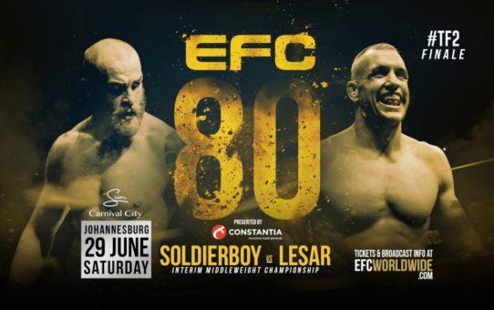EFC 80 #TF2 Finale – Promo