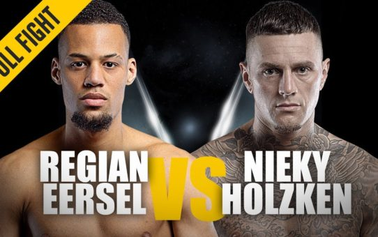Regian Eersel vs. Nieky Holzken | ONE: Full Fight | King Of The Ring | May 2019