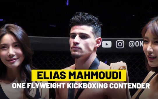 Elias Mahmoudi's Greatest Loss | ONE Special Feature