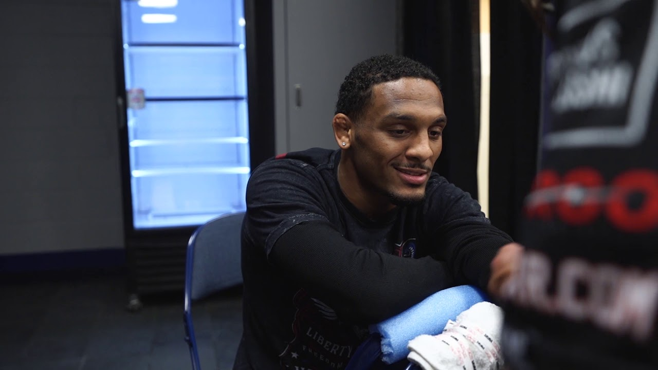 Fight Night | AJ McKee - Bellator 221