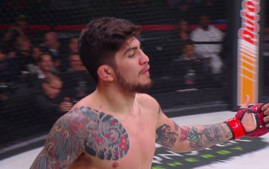 Full Fight | Dillon Danis vs Kyle Walker – Bellator 198