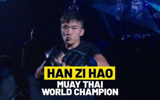 Han Zi Hao's Outstanding Offense | ONE Highlights