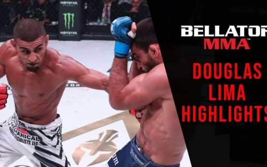 Highlights | Douglas Lima