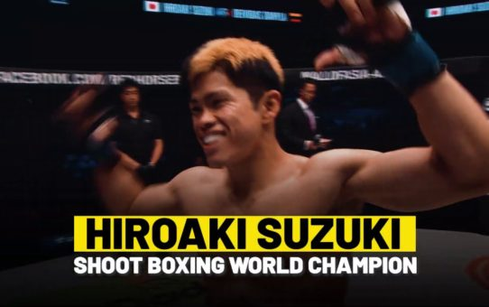Hiroaki Suzuki Leads By Example | ONE Feature