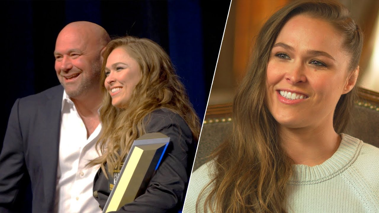 """""""I was a force of good"""" – Ronda Rousey on Her Legacy"""