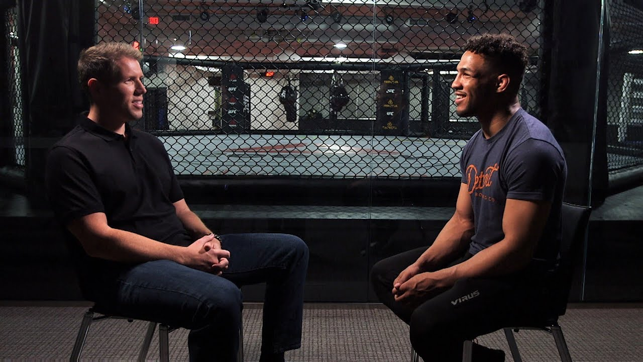 Kevin Lee Talks Life, Family and Fighting with Brendan Fitzgerald