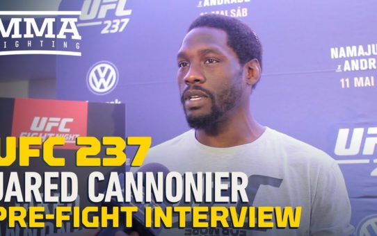 UFC 237: Jared Cannonier Explains How Smoking Weed In The Army Led To UFC Opportunity – MMA Fighting