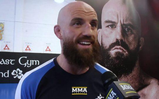 Peter Queally Talks Myles Price Loss, 'Fraud' Chris Bungard, Conor McGregor's Return – MMA Fighting