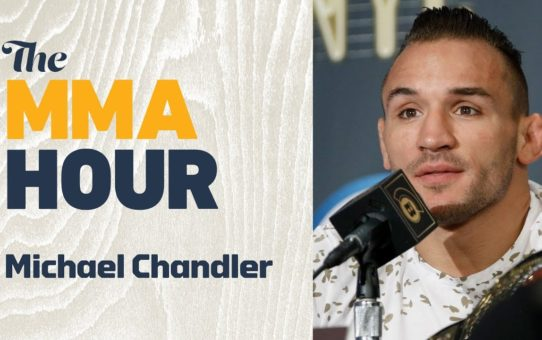 Michael Chandler 'A Little Bit Jealous' Of USADA Testing In UFC: 'I Wish They Were Testing Me'