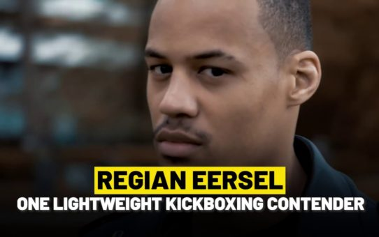 Martial Arts Saves Regian Eersel From The Streets | ONE Feature