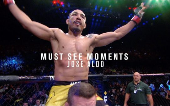 Must See Moments: Jose Aldo