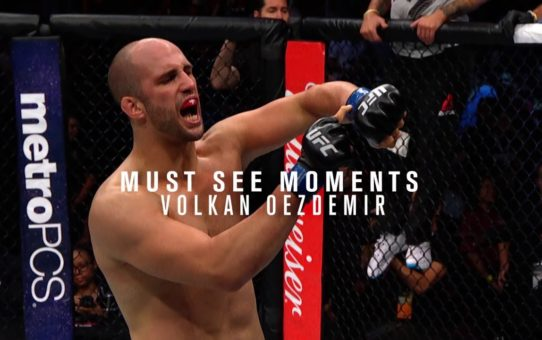 Must See Moments: Volkan Oezdemir