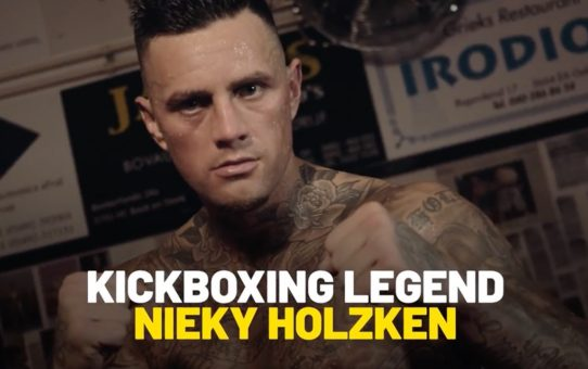 Nieky Holzken Escapes Violent Past | ONE Special Feature