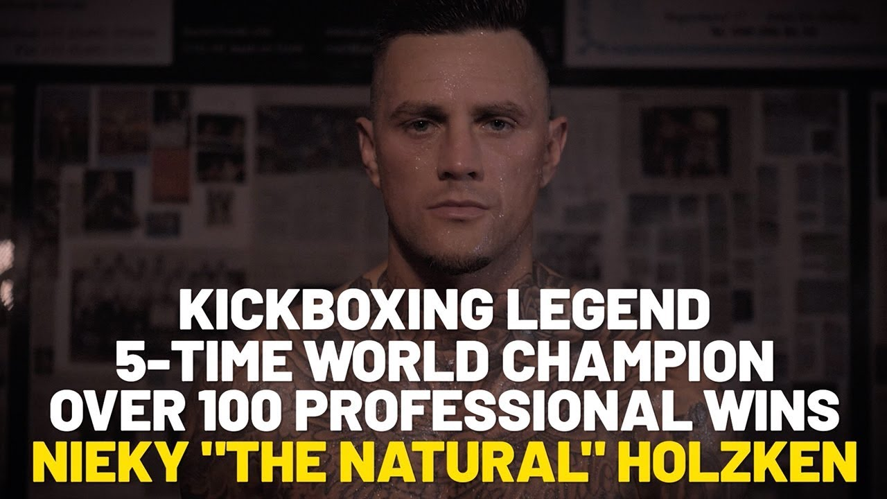 Nieky Holzken Rises From The Ashes | ONE Feature