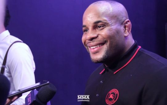 Daniel Cormier On Reason For Stipe Miocic Rematch: 'I Did Give Him My Word' – MMA Fighting