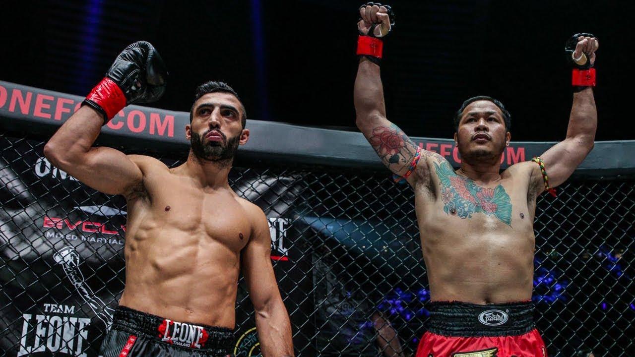 ONE Featherweight Kickboxing World Grand Prix | ONE: Corner To Corner