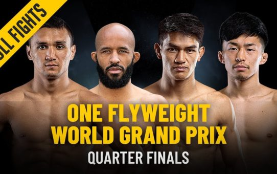 ONE Flyweight World Grand Prix | ONE: Full Fights