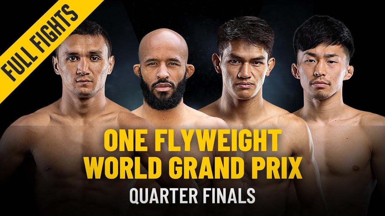 ONE Flyweight World Grand Prix | ONE: Full Fights
