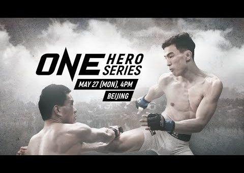 ONE Hero Series May