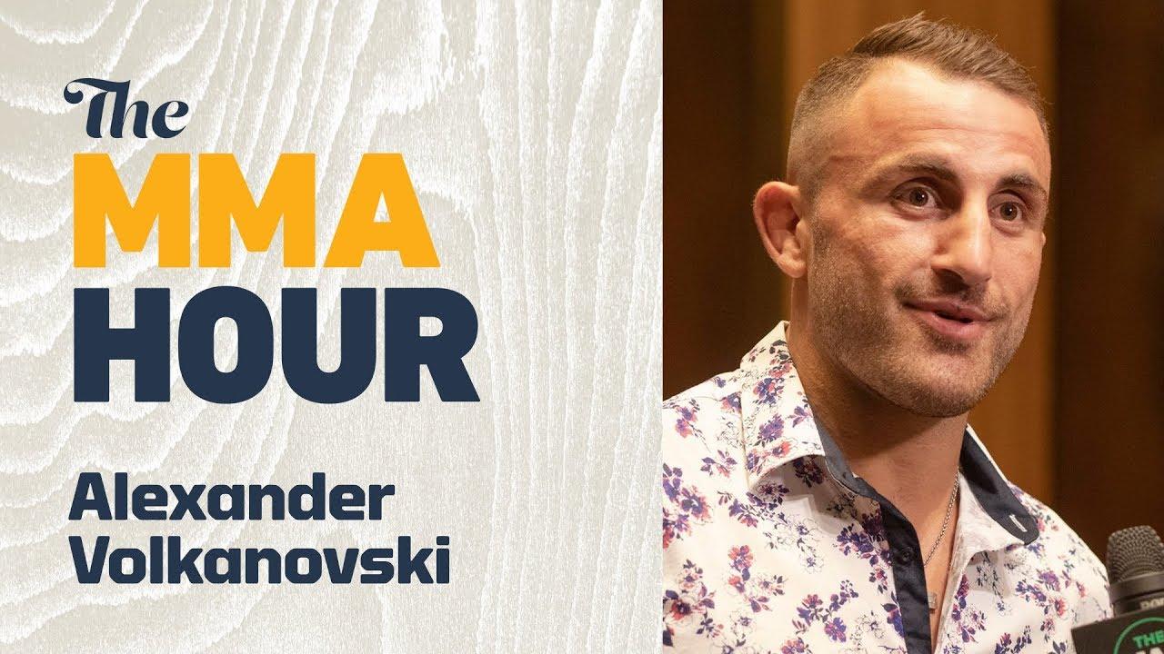 Alexander Volkanovski Explains How He Beat Jose Aldo At UFC 247: 'I Just Had Him Puzzled'