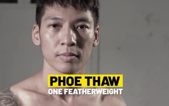 Phoe Thaw's Ready To Rumble   ONE Highlights