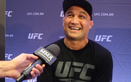 UFC 237: B.J. Penn Hoping For UFC Africa So He Can 'Fight On All The Continents' – MMA Fighting