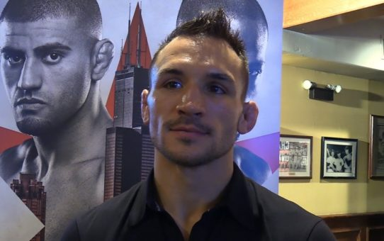 Bellator 221: Michael Chandler Says There Aren't Any Lightweights Left In Bellator He Wants To Fight