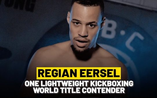 "Regian Eersel Becomes ""The Immortal"" 