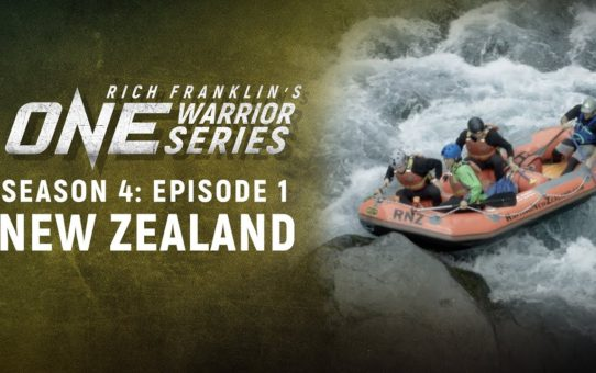 Rich Franklin's ONE Warrior Series   Season 4   Episode 1   New Zealand