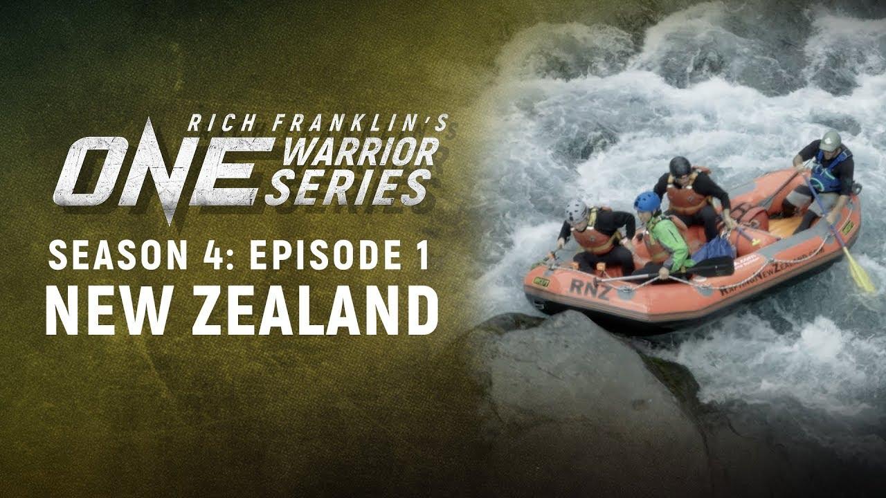 Rich Franklin's ONE Warrior Series | Season 4 | Episode 1 | New Zealand