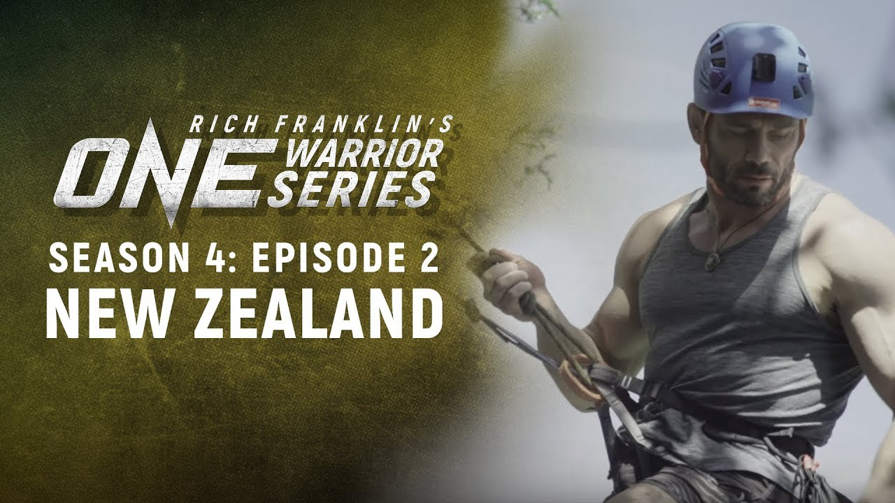Rich Franklin's ONE Warrior Series | Season 4 | Episode 2 | New Zealand