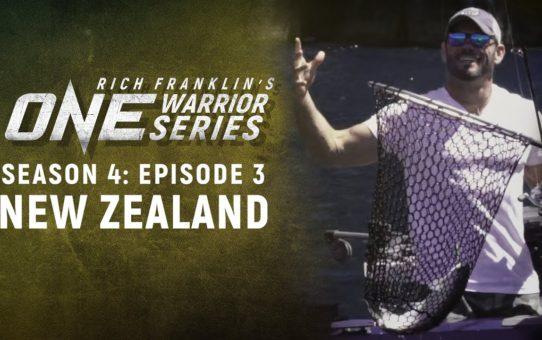 Rich Franklin's ONE Warrior Series | Season 4 | Episode 3 | New Zealand