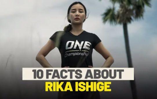 Rika Ishige   ONE Fast Facts