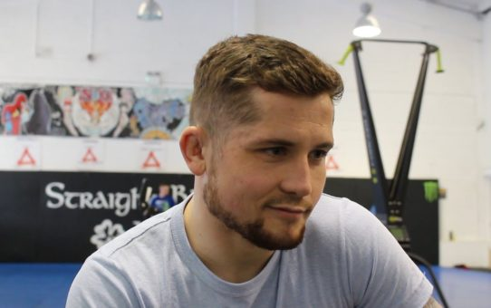 Brian Moore Hopes Victory in Birmingham Leads to Big Bellator Dublin Bout – MMA Fighting