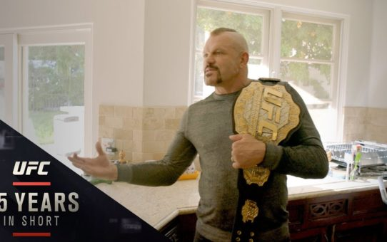 THE ICE AGE: The Story of Chuck Liddell, the First UFC Superstar