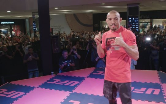 UFC 237: Open Workout Recap