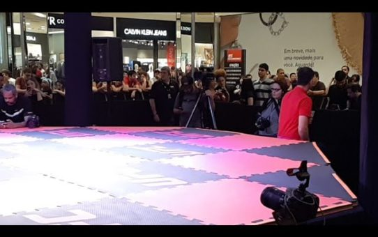 UFC 237 Open Workouts
