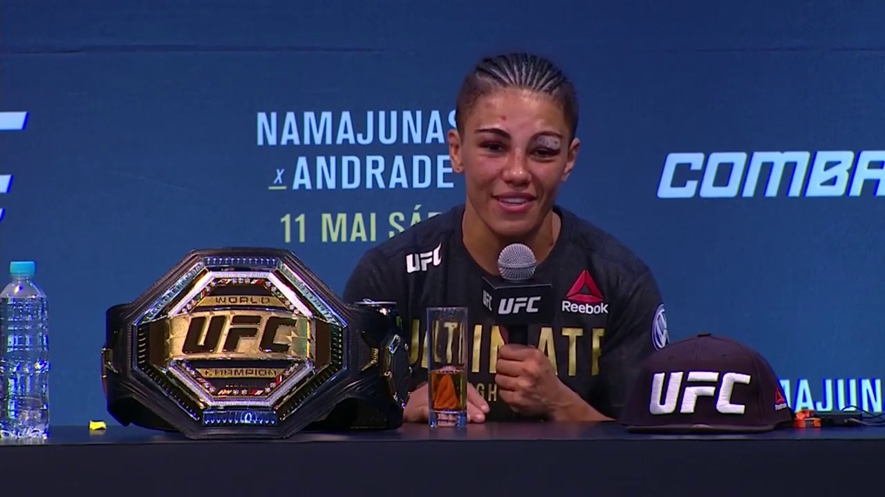 UFC 237: Post Fight Press Conference Highlights