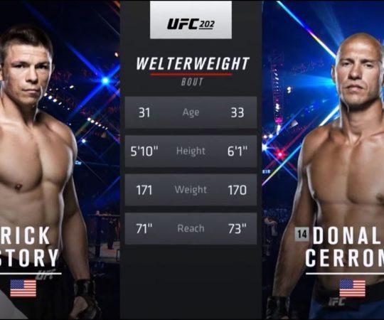 UFC 238 Free Fight: Donald Cerrone vs Rick Story