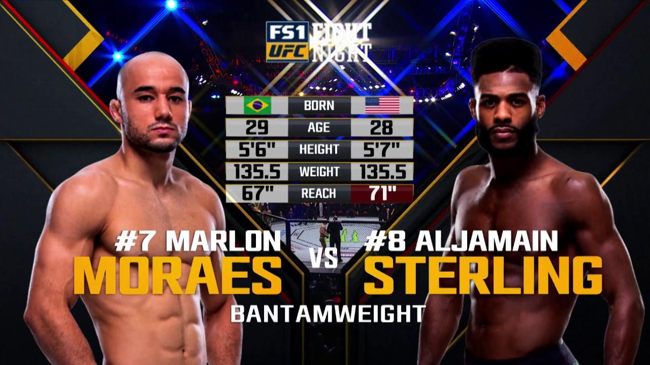 UFC 238 Free Fight: Marlon Moraes vs Aljamain Sterling