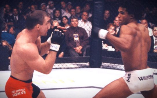 UFC 34 Free Fight: Matt Hughes vs Carlos Newton (2001)