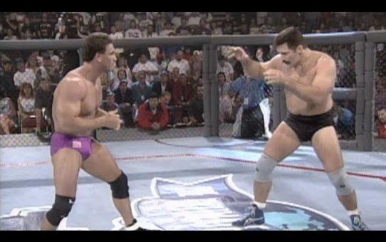 UFC 6 Free Fight: Ken Shamrock vs Dan Severn (1995)