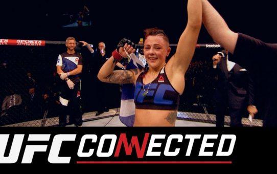 UFC Connected: Gokhan Saki, Ismail Naurdiev, Ben Askren, Joanne Calderwood