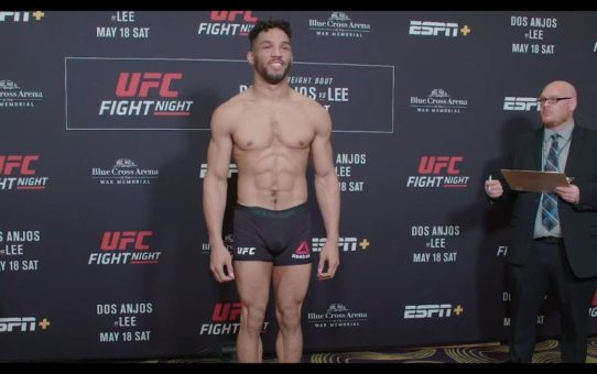 UFC Rochester: Weigh-Ins