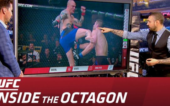 UFC Stockholm: Inside the Octagon – Gustafsson vs Smith