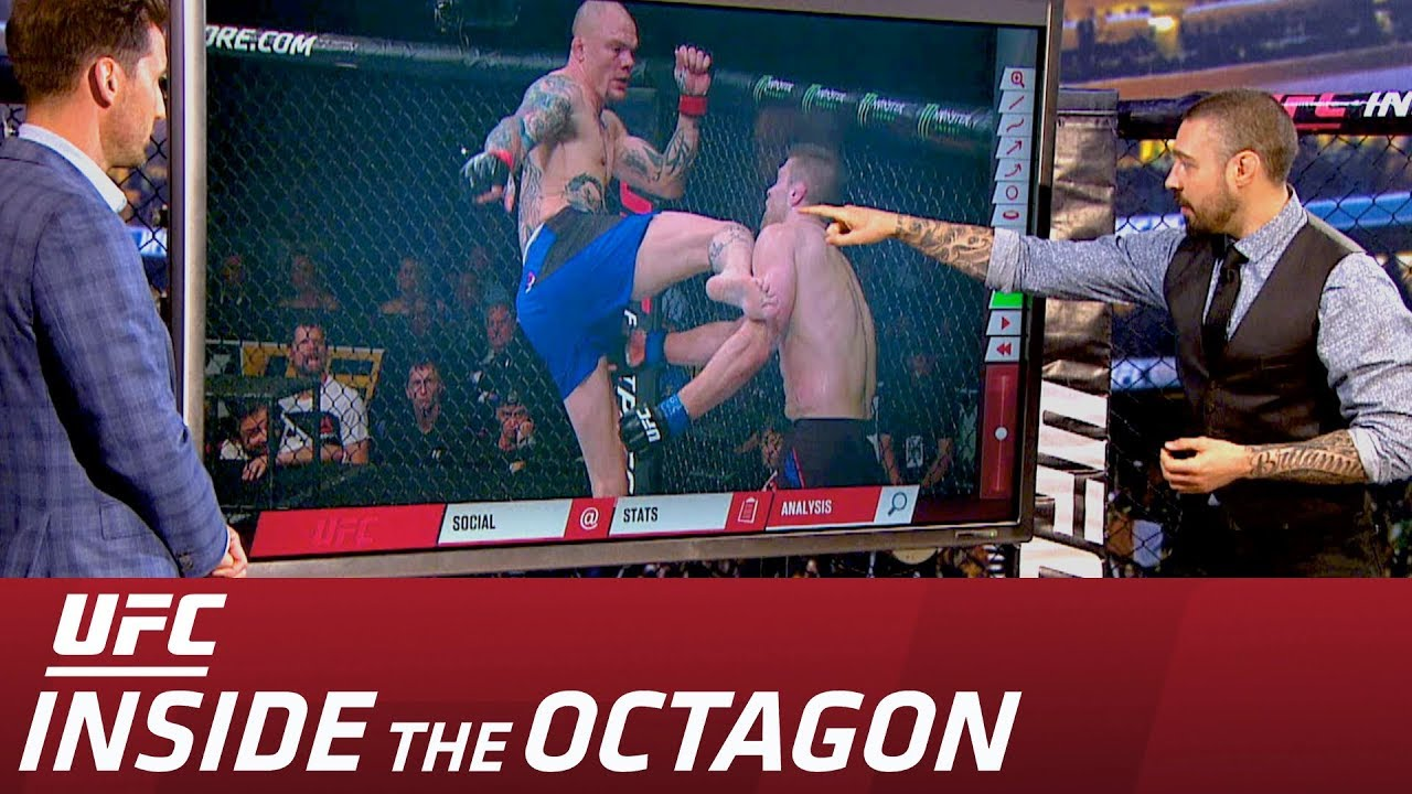 UFC Stockholm: Inside the Octagon - Gustafsson vs Smith