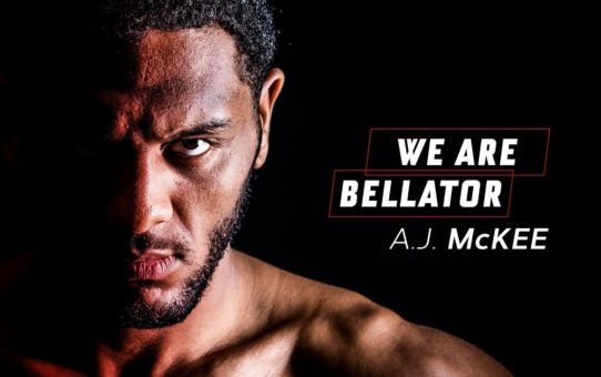 We Are Bellator | AJ McKee