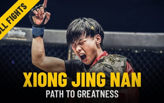 Xiong Jing Nan's Path To Greatness | ONE: Full Fights