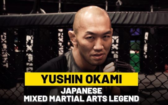 Yushin Okami Inspires A Nation | ONE Feature